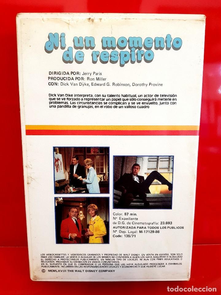 Cine: NI UN MOMENTO DE RESPIRO (1968) - WALT DISNEY - Ojo Beta! - Foto 2 - 125015251
