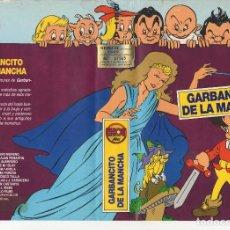 Cine: BETA - GARBANCITO DE LA MANCHA - JOSE Mª BLAI - EL PRIMER FILM EPAÑOL DE DIBUJOS ANIMADOS. Lote 125509339
