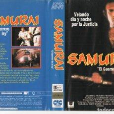 Cine: BETA - SAMURAI EL GUERRERO DE LA LEY. Lote 125511043