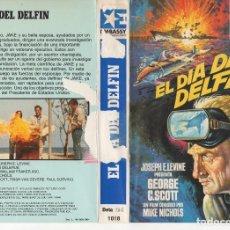 Cine: BETA - EL DIA DEL DELFIN - GEORGE C. SCOTT. Lote 125512091