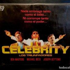 Cine: CELEBRITY (1983) - RARÍSIMA - UNICA EN TC. Lote 126692975