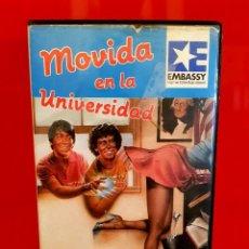 Cine: MOVIDA EN LA UNIVERSIDAD (1985) - ROBERT ROSENTHAL - EMBASSY. Lote 127544179