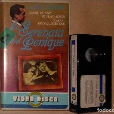 Cine: BETA • LA SERENATA DEL PENIQUE (1941) GEORGE STEVENS, CARY GRANT. Lote 128388387