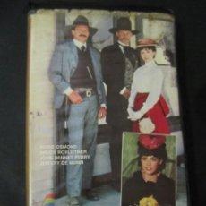 Cine: BETA VIDEO ME CASE CON WIATT EARP MARIE OSMOND VIDEOESPAÑA 1ª EDICION NO EDITADA EN DVD UNICA EN TC!. Lote 130427366