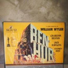 Cine: BEN HUR BETA EN ESTUCHE GRANDE. Lote 130527994