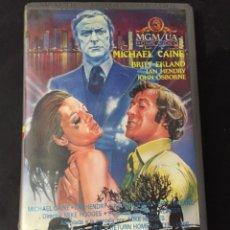 Cine: BETA VIDEO EL ASESINO IMPLACABLE MICHAEL CAINE IAN HENDRY MGM/UA 1ª EDICION . Lote 131184820