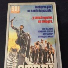 Cine: BETA VIDEO STEEL ACERO LEE MAJORS JENNIFER O'NEILL STEVE CARVER . Lote 131186752