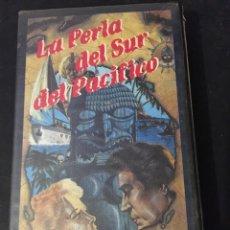 Cine: BETA VIDEO LA PERLA DEL SUR DEL PACIFICO VIRGINIA MAYO DENNIS MORGAN DESCATALOGADA EN DVD . Lote 131230899