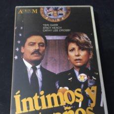 Cine: BETA VIDEO INTIMOS Y EXTRAÑOS STACY KEACH TERI GARR NO EDITADA EN DVD. Lote 131231255