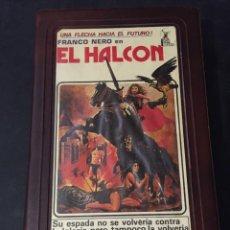 Cine: BETA VIDEO EL HALCON FRANCO NERO DRAGAN NIKOLIC CAJA DE COLECCIÓN NO EDITADA EN DVD CINE YUGOSLAVO. Lote 131317582