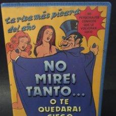 Cine: BETA NO MIRES TANTO O TE QUEDARAS CIEGO IF YOU DON'T STOP IT... YOU'LL GO BLIND!!! NO EDITADA EN DVD. Lote 131545682