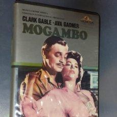Cine: BETA MOGAMBO CLARK GABLE AVA GARDNER GRACE KELLY JOHN FORD 1ª EDICION MGM/UA. Lote 131920614
