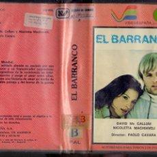Cine: EL BARRANCO. Lote 132027366