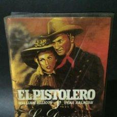 Cine: BETA EL PISTOLERO Y LA DAMA NO EDITADA EN DVD 1ª EDICION CAJA GRANDE UNICA EN TC DIFICILISIMA!. Lote 132341470