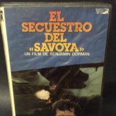 Cine: BETA EL SECUESTRO DEL SAVOYA VENYAMIN DORMAN WLODZIMIERZ GOLACHINSKY NO EDITADA EN DVD RAREZA. Lote 132342026