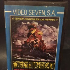 Cine: VHS EXTERMINIO (VIRUS) GLENN FORD OLIVIA HUSSEY CAJA GRANDE NO EDITADA EN DVD. Lote 133151346