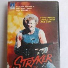 Cine: BETA - STRYKER - STEVE SANDOR, CIRIO H. SANTIAGO - POST APOCALIPTICO - WAR TRASH - FILIPINAS. Lote 136761094