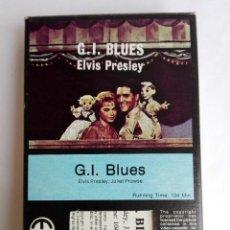 Cine: BETA - GI BLUES - ELVIS PRESLEY, JULIET PROWSE - MUSICAL, COMEDIA ROMANTICA. Lote 136828354