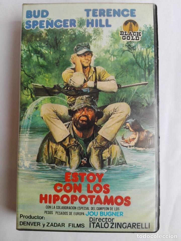 Beta Estoy Con Los Hipopotamos Terence Hill Comprar Películas