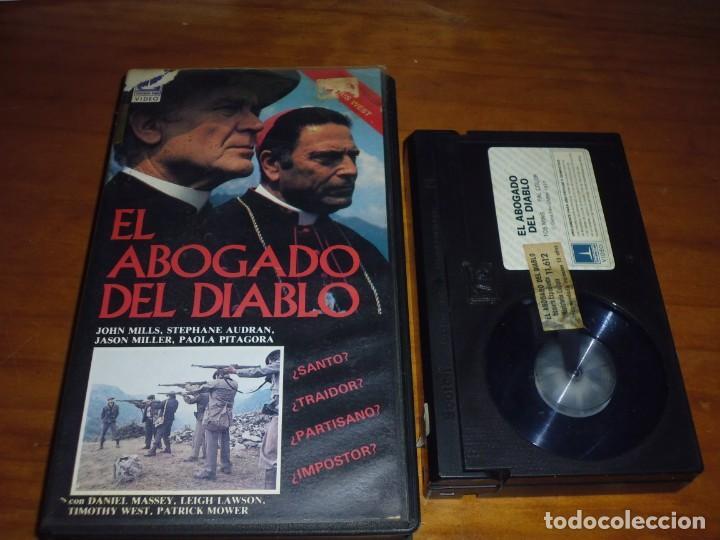 EL ABOGADO DEL DIABLO - BETAMAX segunda mano