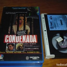 Cine: CONDENADA . BETAMAX - PEDIDO MINIMO 6 EUROS. Lote 137770374