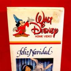 Cine: FELIZ NAVIDAD (1985) - WALT DISNEY. Lote 136232202