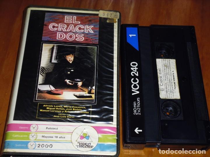 EL CRACK DOS - VIDEO 2000 (Cine - Películas - BETA)