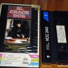 Cine: EL CRACK DOS - VIDEO 2000. Lote 141285450