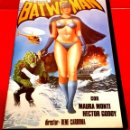 Cine: LA MUJER MURCIELAGO... BAT-WOMAN (1968) - BATWOMAN * RENÉ CARDONA (OJO BETA). Lote 141845670