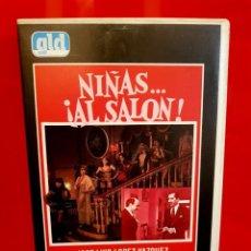 Cine: NIÑAS... AL SALÓN (1977). Lote 141921006