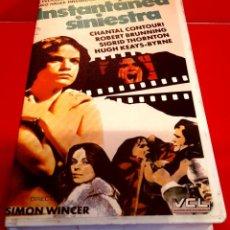 Cine: INSTANTANEA SINIESTRA - CHANTAL CONTOURI - ROBERT BRUNNING. Lote 142262222