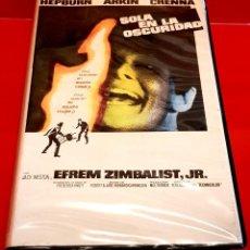 Cine: SOLA EN LA OSCURIDAD (1967) - OJO BETA. Lote 144061554