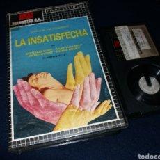 Cine: LA INSATISFECHA - BETA - MICHELLE BORY - PATRICE CUNY - CLASIFICADA S. Lote 55141288