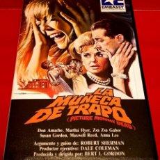 Cine: LA MUÑECA DE TRAPO (1966). Lote 145022582