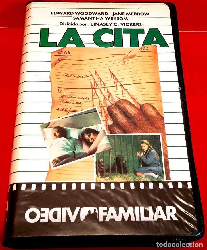 LA CITA (1981) - DIR: LINASEY C. VICKERS- (Cine - Películas - BETA)