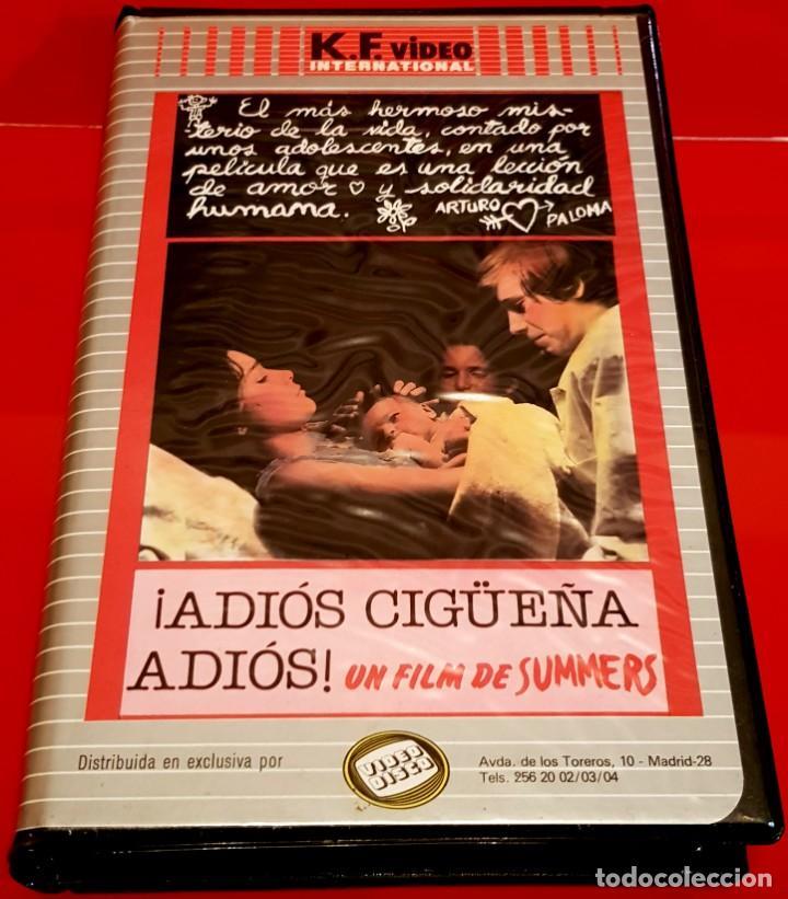 ADIÓS, CIGÜEÑA, ADIÓS (1971) - MANUEL SUMMERS, ANTONIO DE LARA - OJO BETA! (Cine - Películas - BETA)