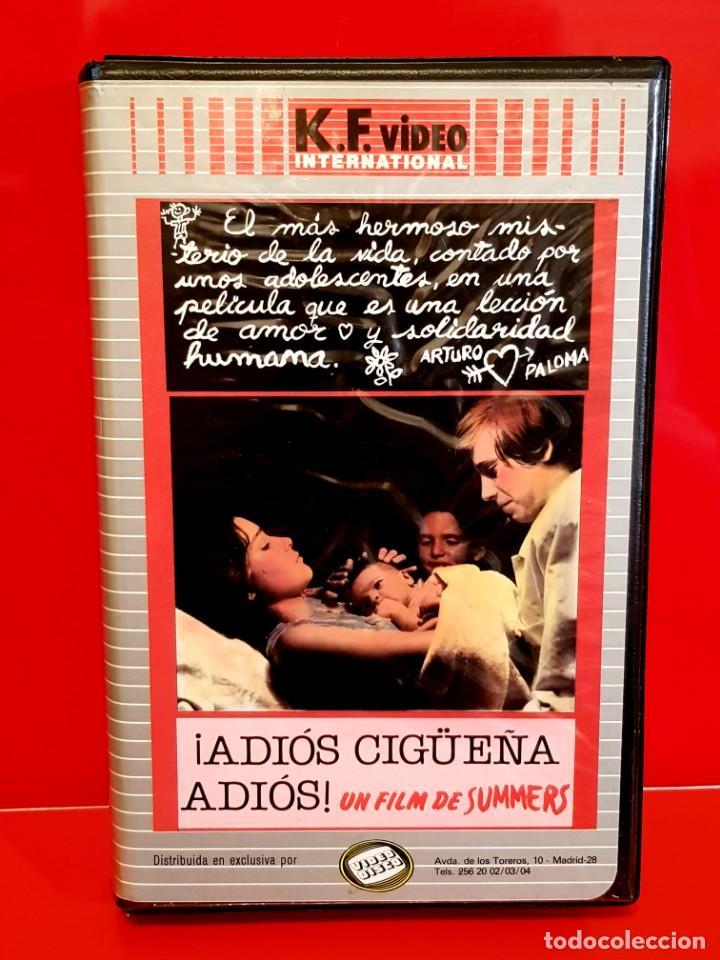 Cine: Adiós, cigüeña, adiós (1971) - Manuel Summers, Antonio de Lara - Ojo Beta! - Foto 2 - 146245238