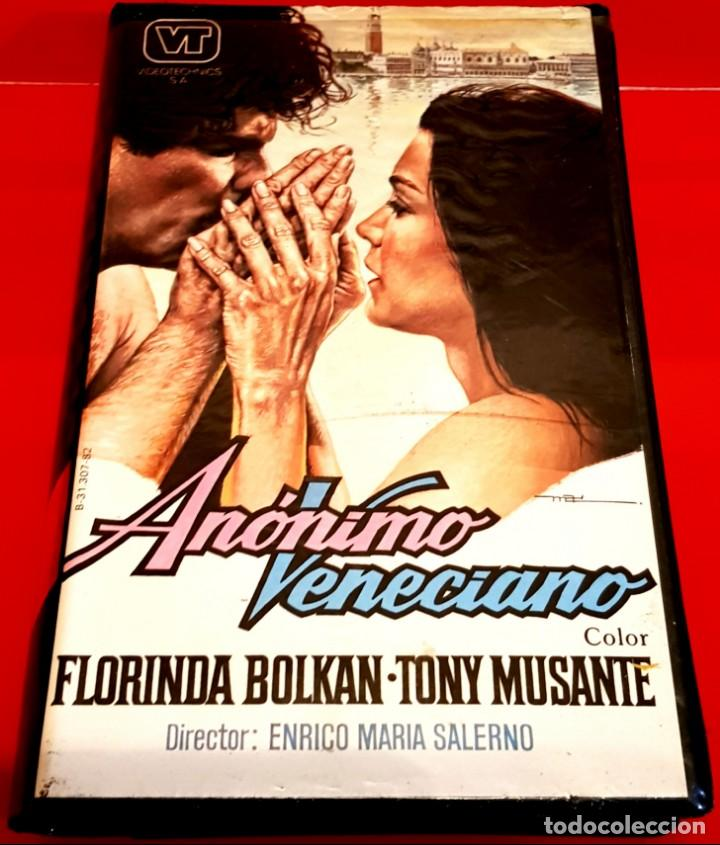 ANONIMO VENECIANO (1970) - VIDEO TECHNICS (Cine - Películas - BETA)