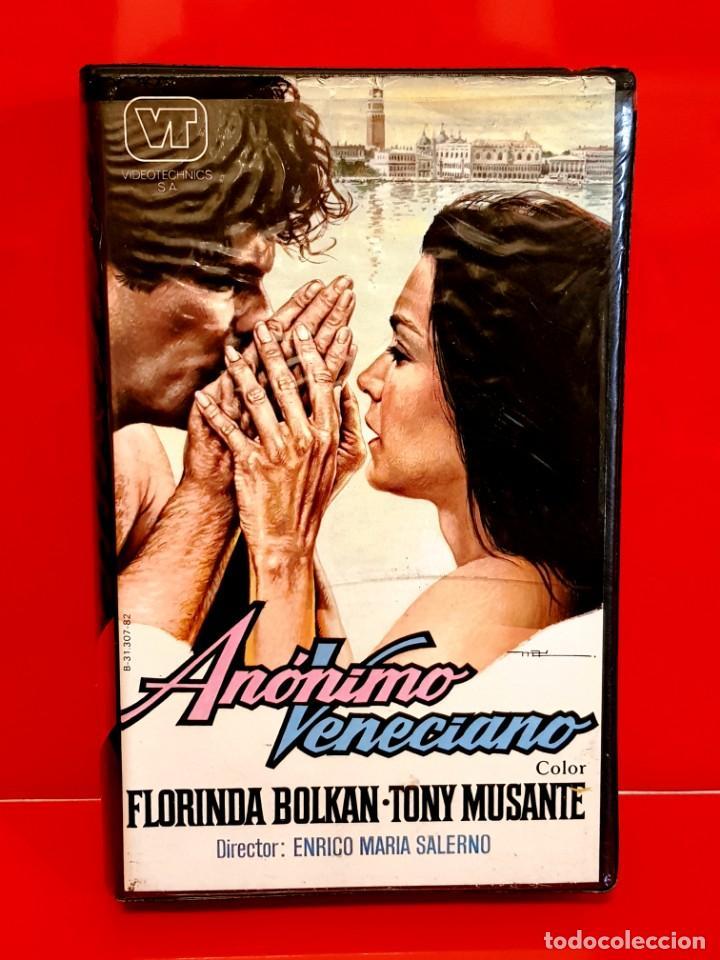 Cine: ANONIMO VENECIANO (1970) - VIDEO TECHNICS - Foto 2 - 148066180