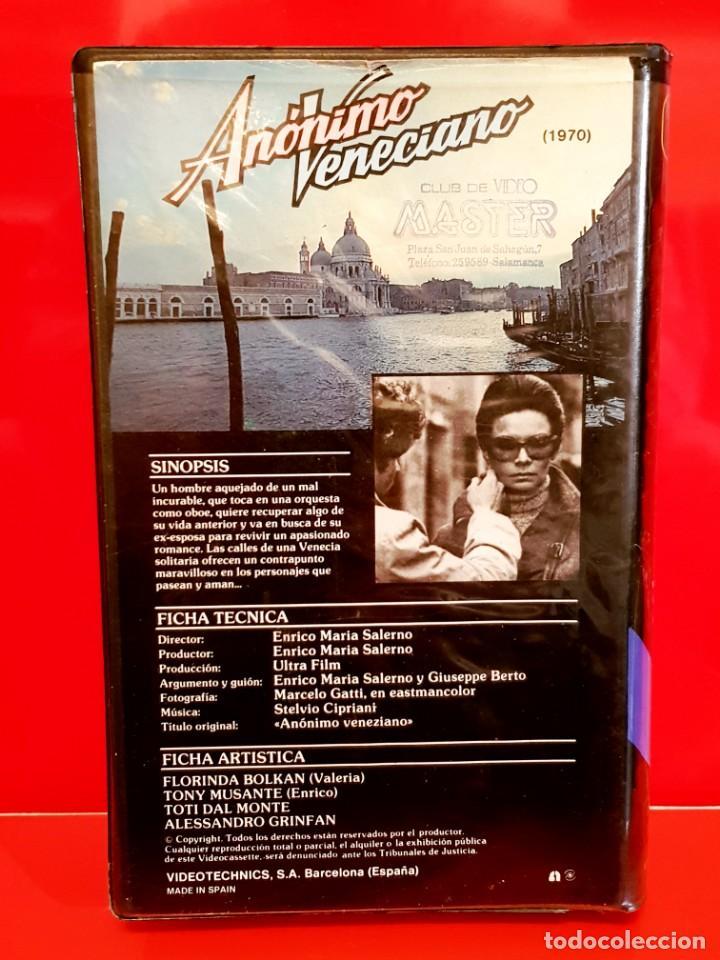 Cine: ANONIMO VENECIANO (1970) - VIDEO TECHNICS - Foto 3 - 148066180