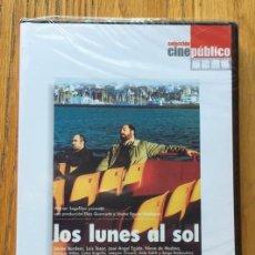 Cine: LOS LUNES AL SOL DVD, NUEVO PRECINTADO. Lote 145489610