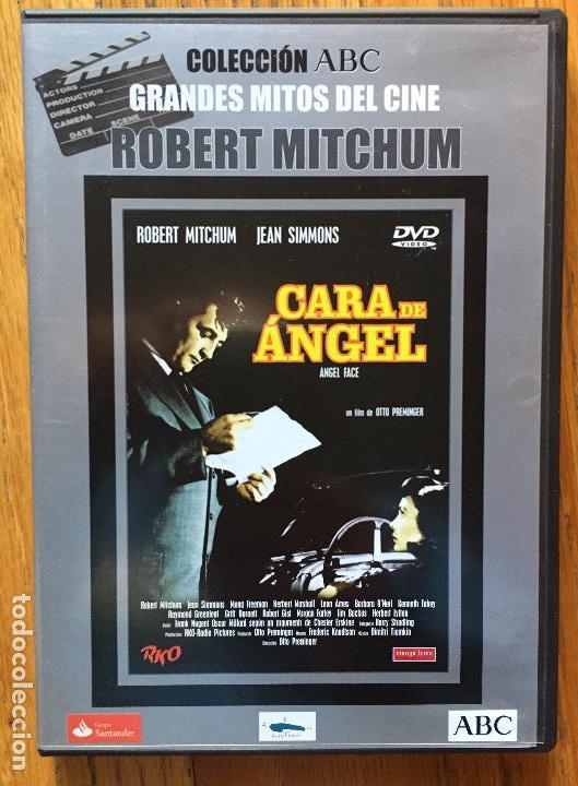 CARA DE ANGEL, ROBERT MITCHUM DVD (Cine - Películas - BETA)