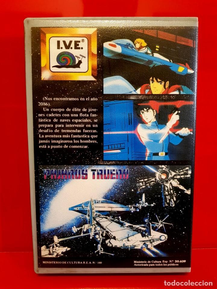Cine: PAJAROS TRUENO 2086 - Thunderbirds 2086 - I.V.E - Foto 2 - 148104982
