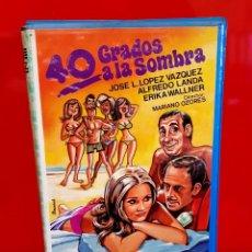 Cine: 40 GRADOS A LA SOMBRA (1967) - GRACITA MORALES, ANTONIO OZORES, ALFREDO LANDA, MARIANO OZORES. Lote 148503522