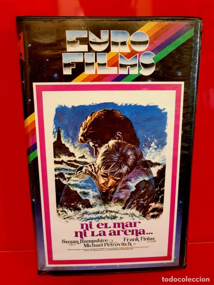 NI EN EL MAR NI LA ARENA (1972) - TERROR/ZOMBIES/FANTASTICA - UNICA EN TC (Cine - Películas - BETA)