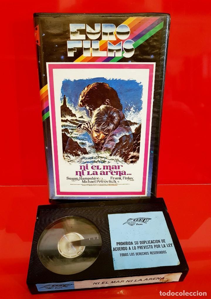 Cine: NI EN EL MAR NI LA ARENA (1972) - TERROR/ZOMBIES/FANTASTICA - UNICA EN TC - Foto 3 - 149566758