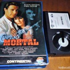 Cine - ESPEJO MORTAL . THRILLER SUSPENSE - BETAMAX - PEDIDO MINIMO 6 EUROS - 149678286