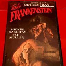Cine: LADY FRANKENSTEIN (1971) - RARÍSIMA TERROR!. Lote 150501210