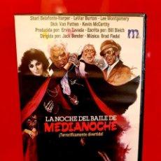 Cine: LA NOCHE DEL BAILE DE MEDIANOCHE (1985) . Lote 150612750