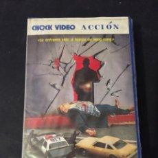 Cine: BETA VIDEO ASESINO PROFESIONAL CHEN CHUN LANG NO EDITADA EN DVD . Lote 151231486